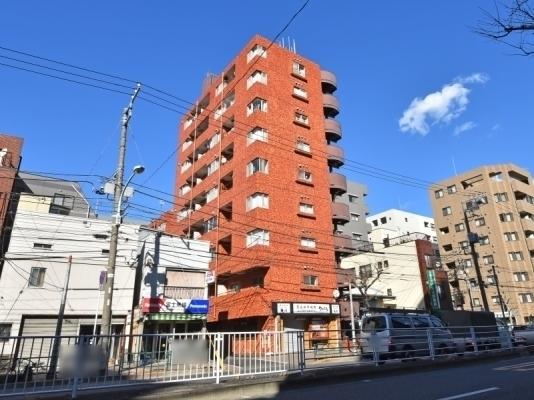 外観:新宿線・大江戸線→( 2路線2駅利用可能 ) 菊川駅より徒歩3分、森下駅より徒歩7分!!